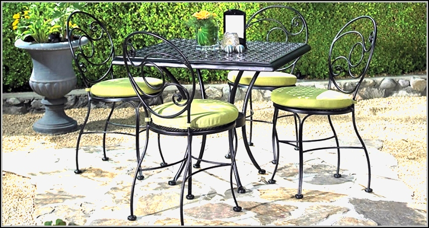Metal Patio Furniture Feet