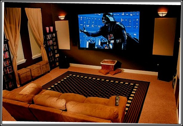 Modern Home Theater Furniture