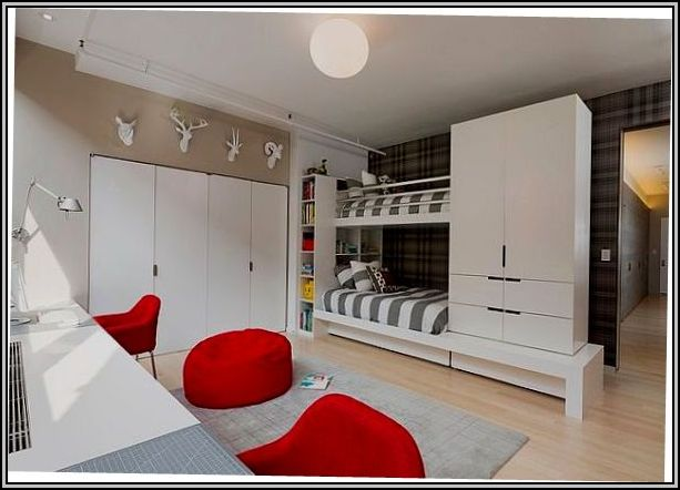 Modern Kids Furniture Bunk Beds