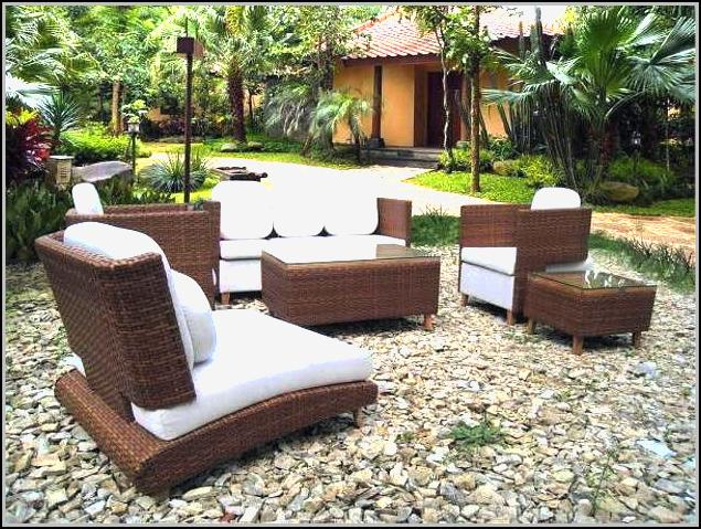Modern Patio Furniture Set