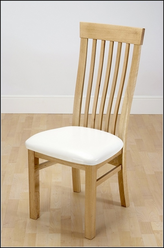 Oak Dining Chairs With Fabric Seats