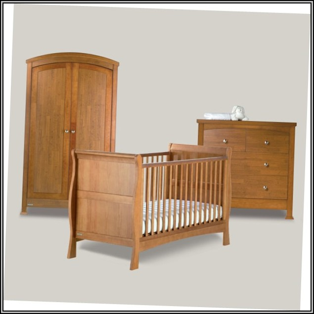 Oak Nursery Furniture Sets