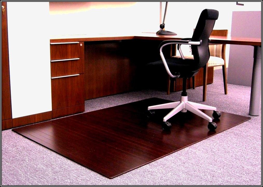 Office Chair Mat Hardwood