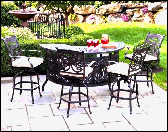 Patio Bar Sets Clearance