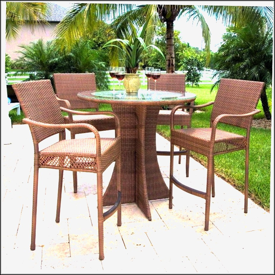 Patio Dining Sets Bar Height