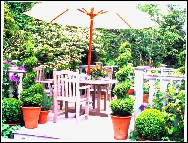 Patio Garden Ideas Photos
