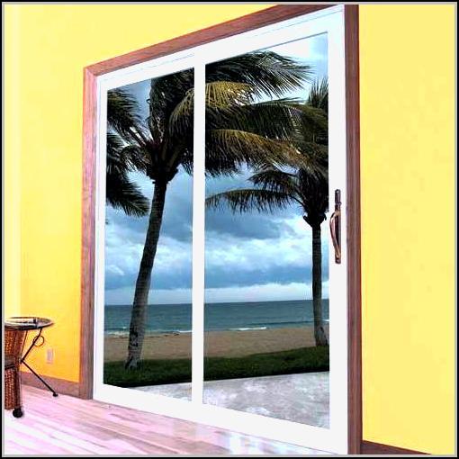Patio Screen Door Installation