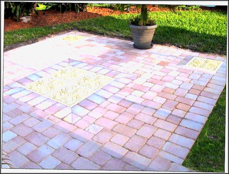 Paver Stone Patio Ideas