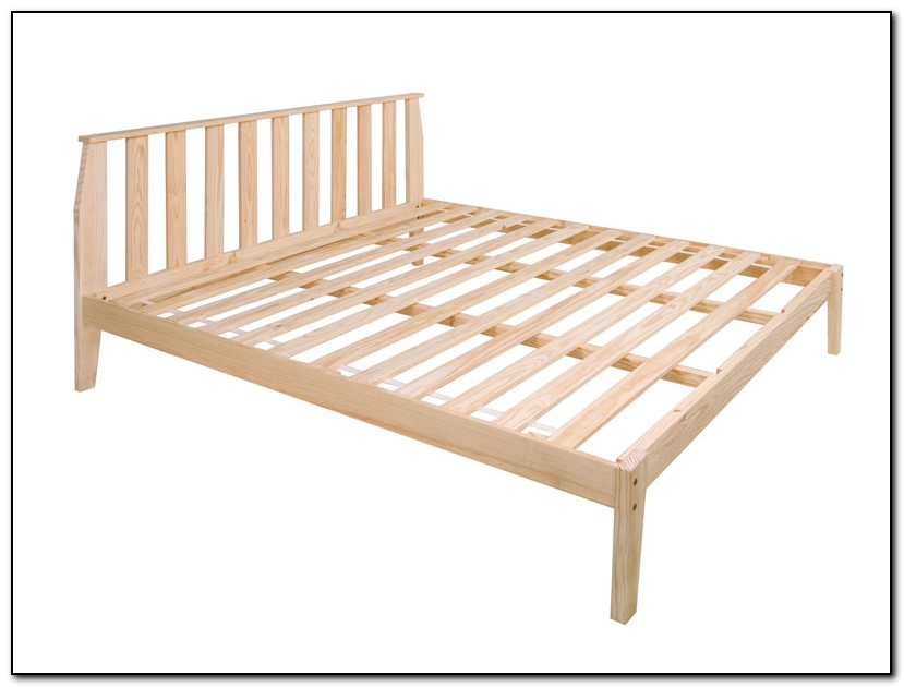 Platform Bed Frames King Size