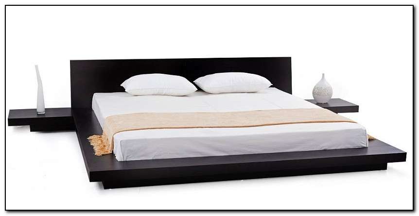 Platform Bed Frames Queen Size