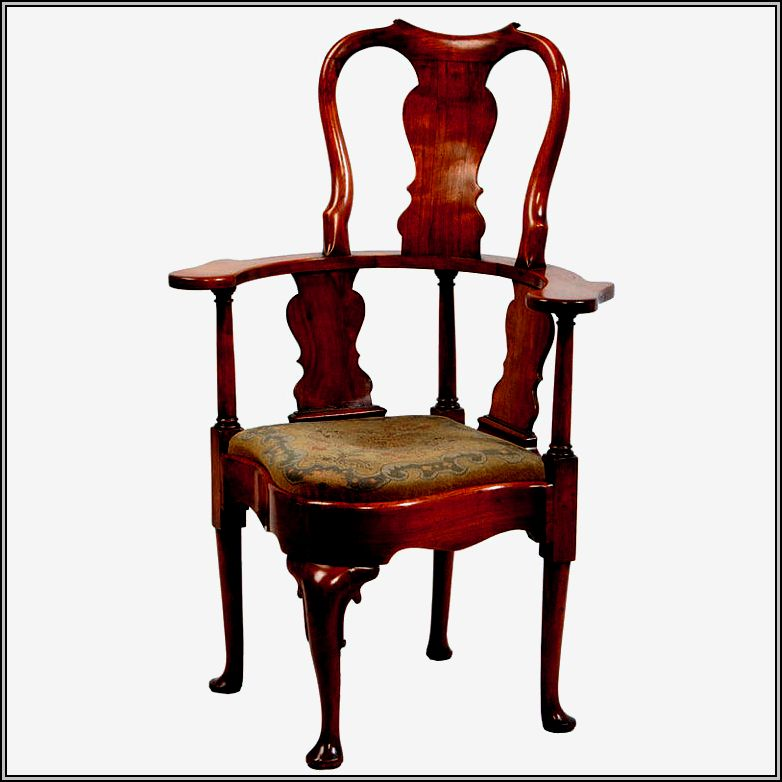 Queen Anne Chair Redo