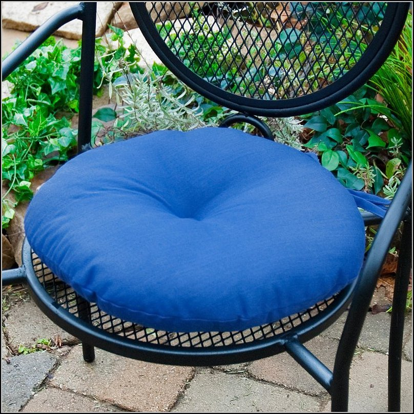 Round Outdoor Chair Cushions