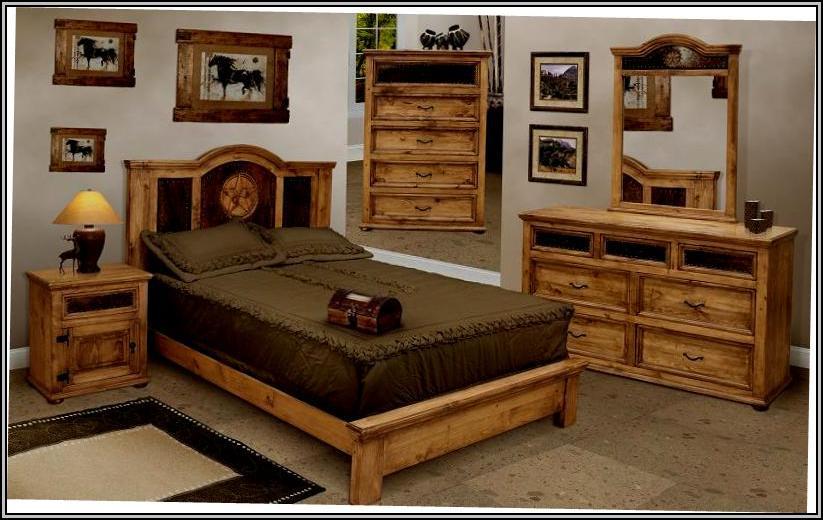 Rustic Bedroom Furniture Texas