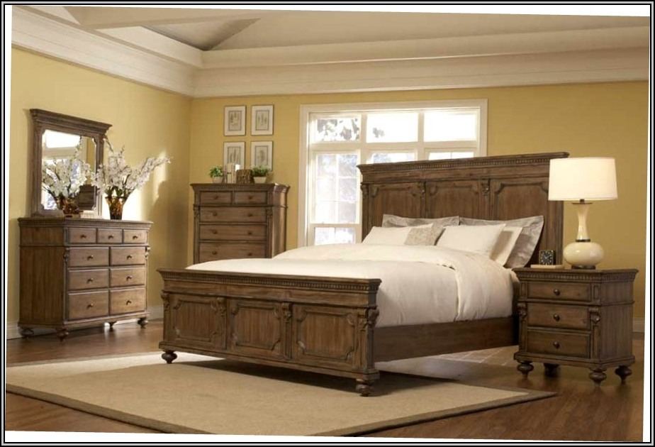 Rustic Contemporary Bedroom Furniture