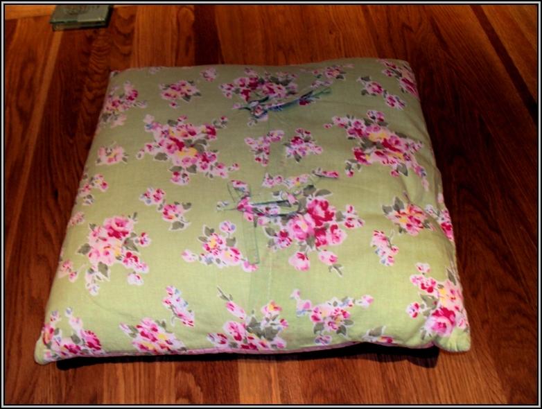 Shabby Chic Kitchen Chair Cushions