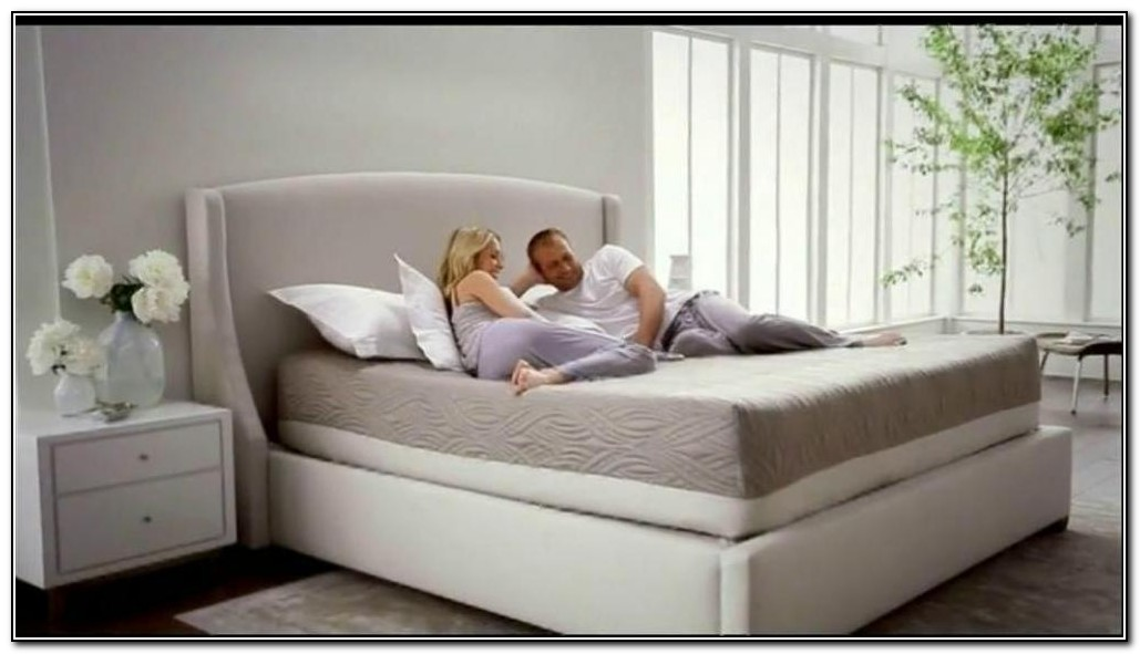 Sleep Number Bed Ad