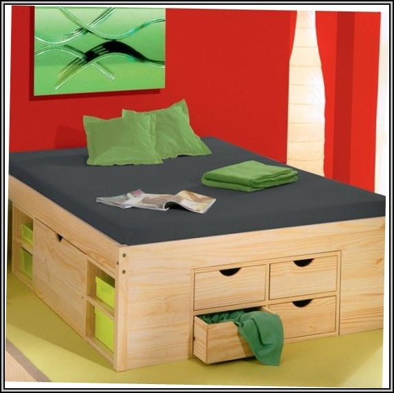 Space Saving Furniture Bed