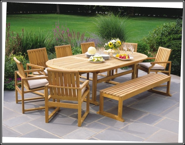 Teak Outdoor Furniture Melbourne