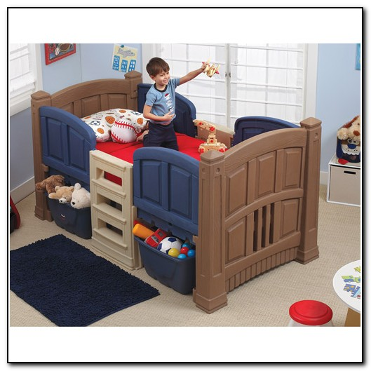 Toddler Beds For Boys With Rails