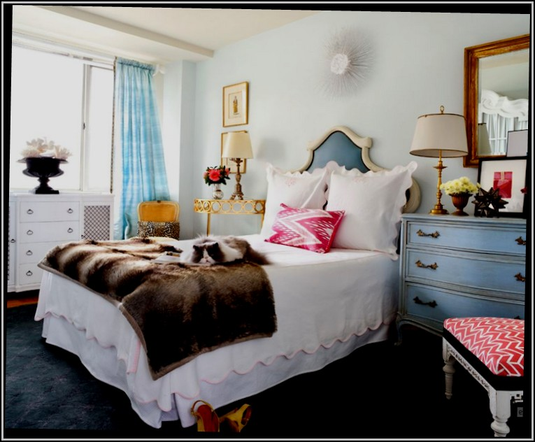 Turquoise Rustic Bedroom Furniture