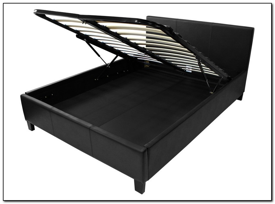Under Bed Storage Frame