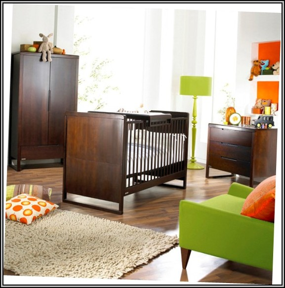 Walnut Nursery Furniture Sets