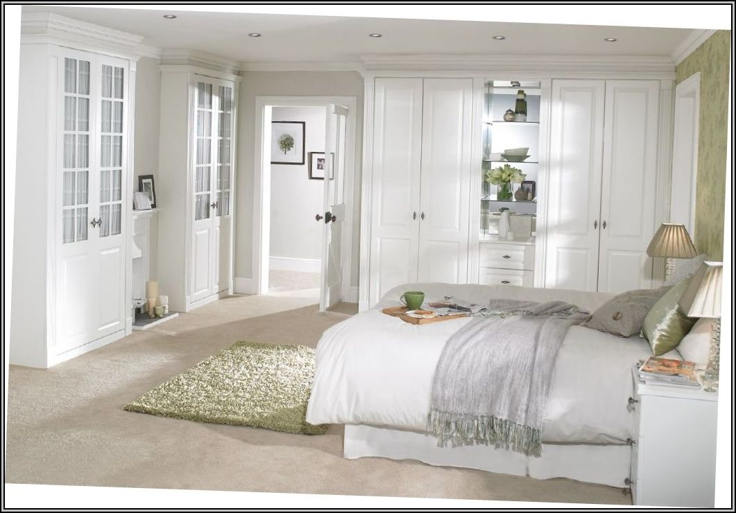 White Bedroom Furniture Design Ideas