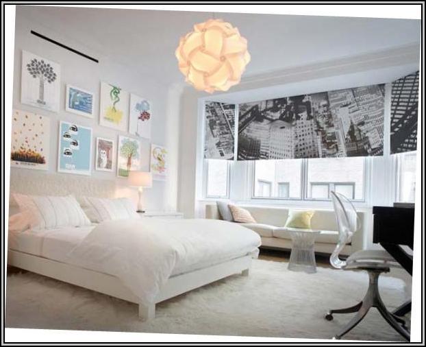 White Bedroom Furniture Set