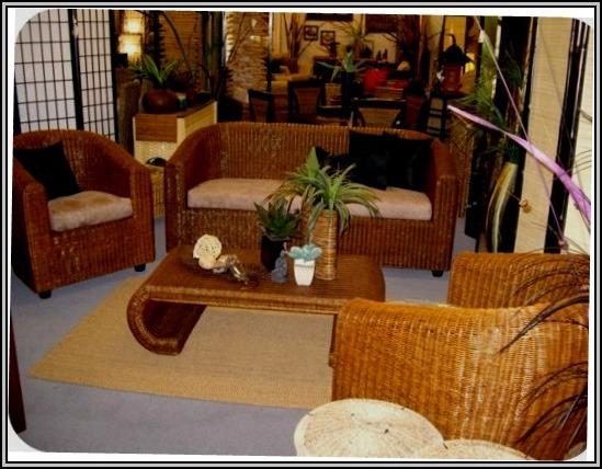 White Wicker Furniture Perth