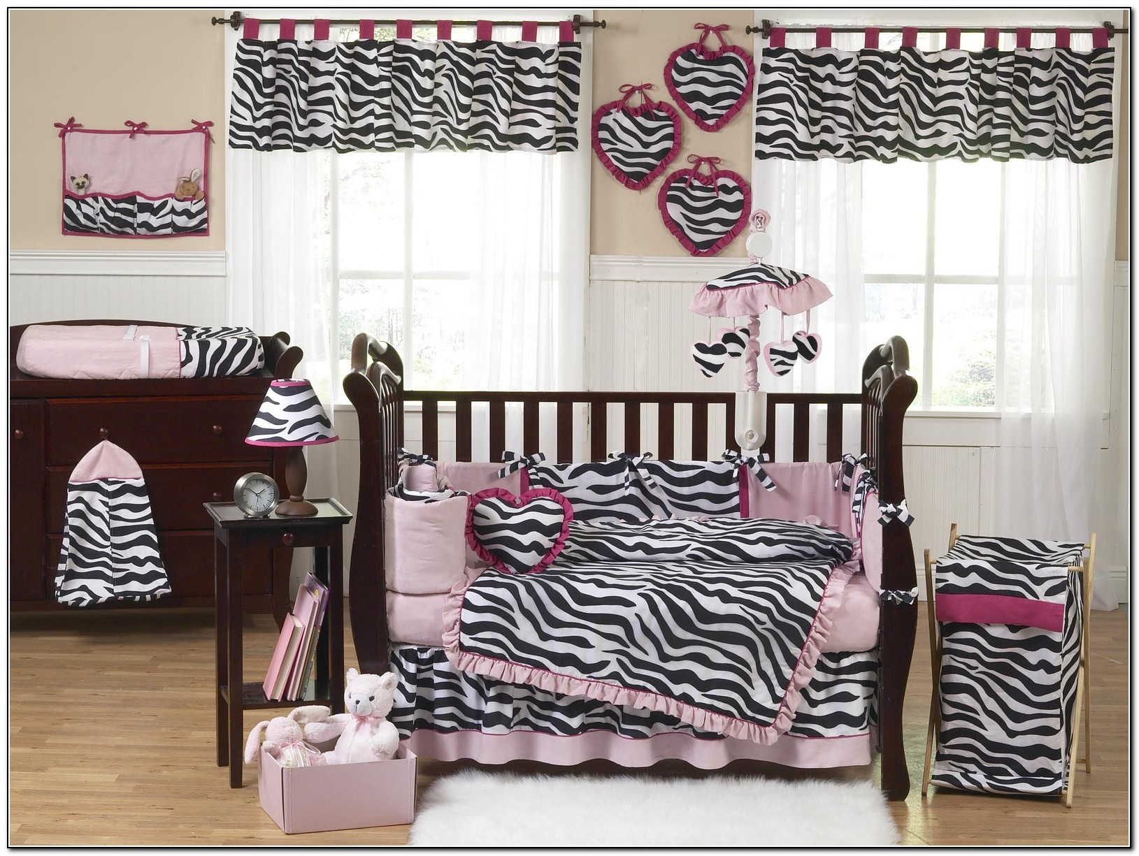 Zebra Print Bedding For Cribs