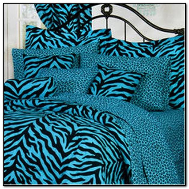 Zebra Print Bedding King Size