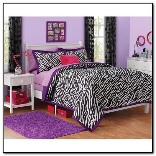 Zebra Print Bedding Walmart