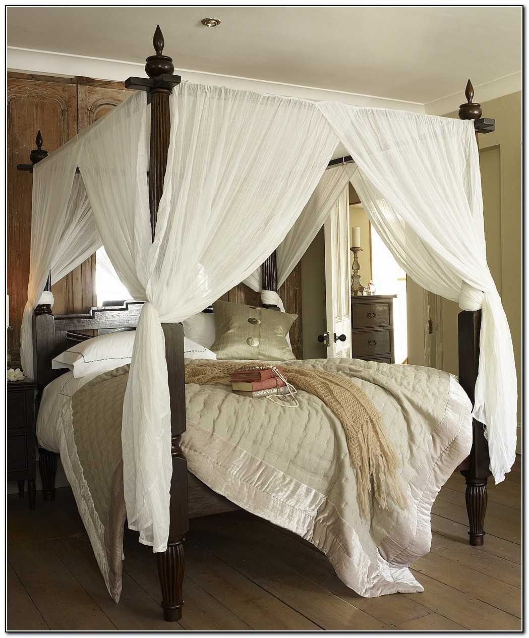 4 Poster Bed Canopy