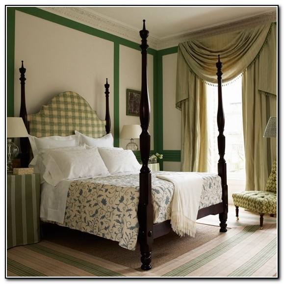 4 Poster Bed Ideas