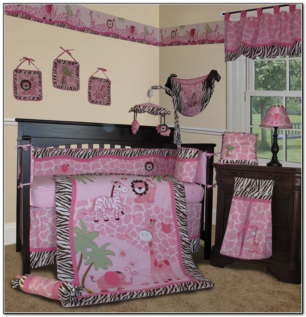 Animal Baby Bedding For Girls