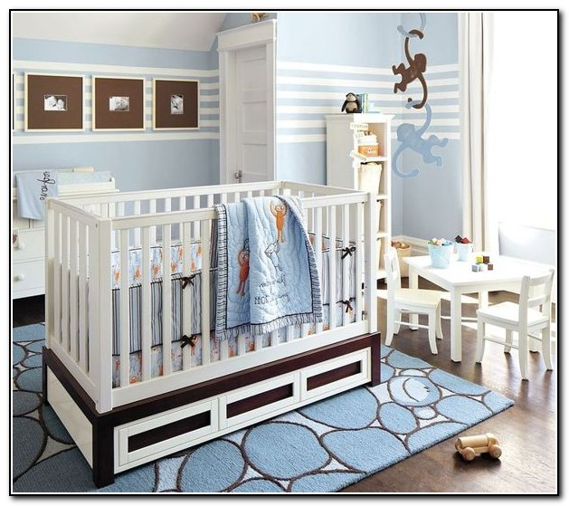 Baby Boy Bedding Sets Pottery Barn