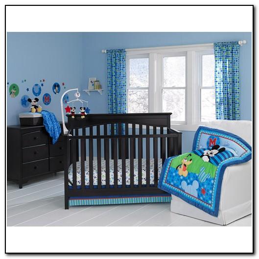 Baby Boy Bedding Sets Walmart