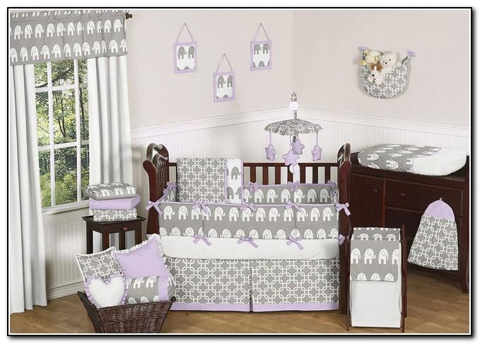 Baby Boy Crib Bedding Sets Elephant