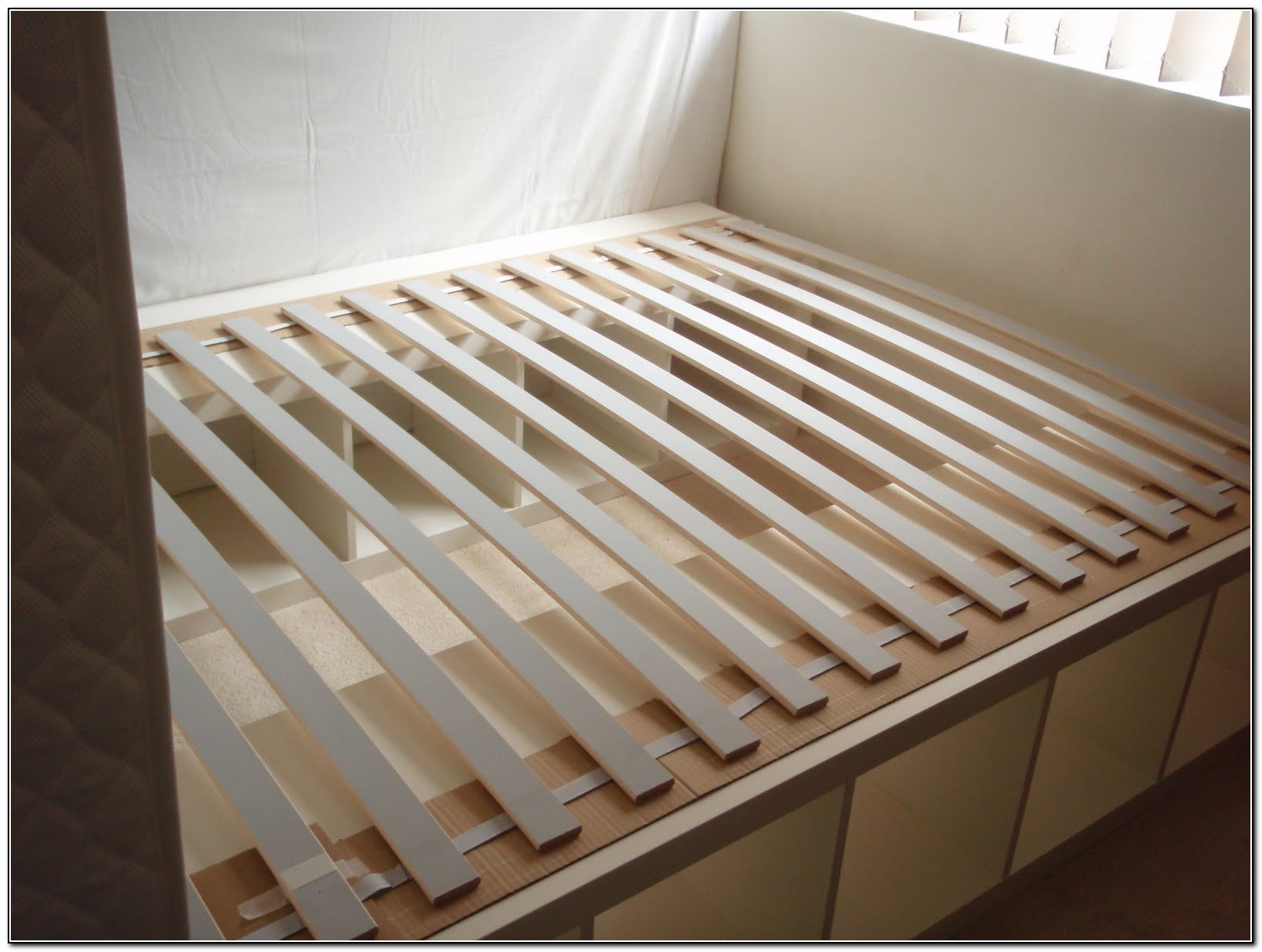 Bed Frame With Storage Ikea