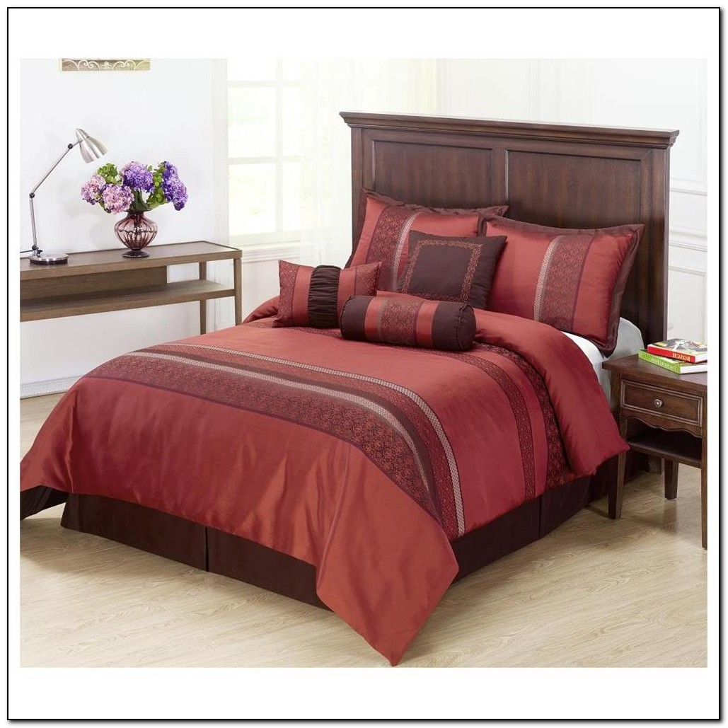 Bed In A Bag King Size Comforter Sets