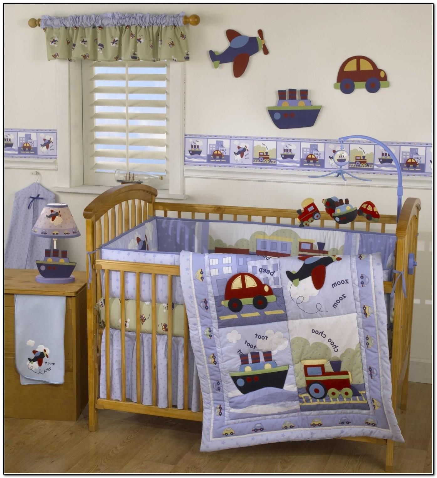 Boy Crib Bedding Sets Canada