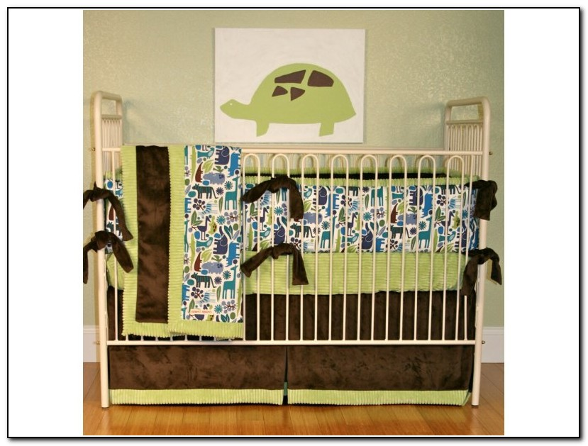 Boy Crib Bedding Sets Modern