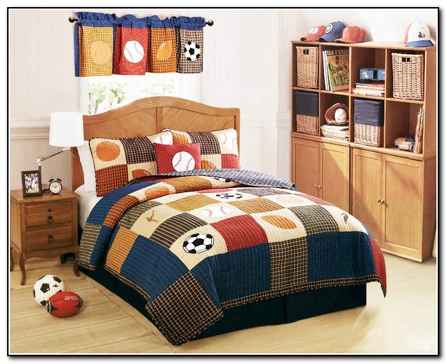 Boys Bedding Sets Sports