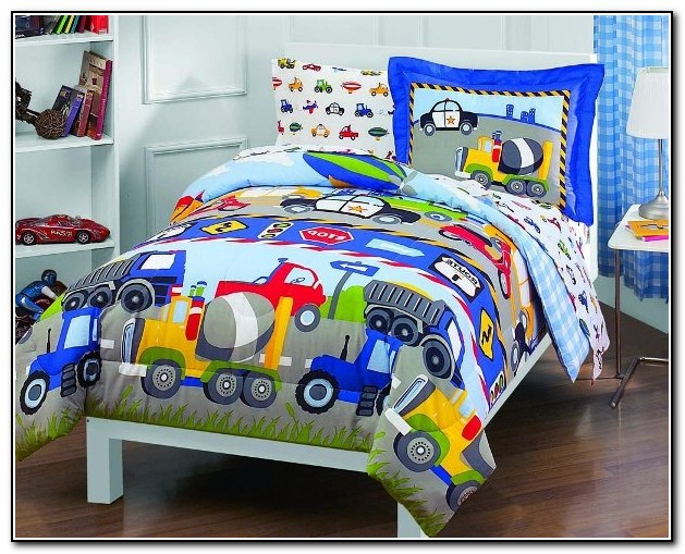 Boys Bedding Sets Twin Size