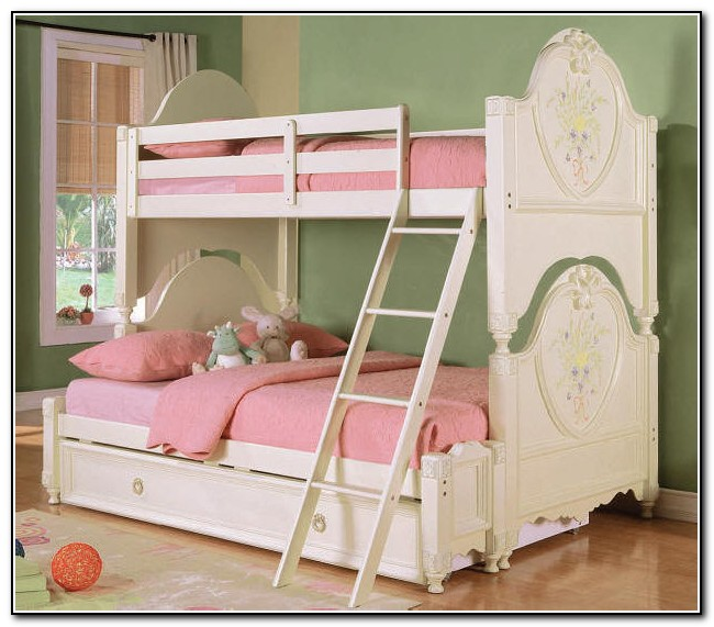 Bunk Beds For Girls Twin Over Full