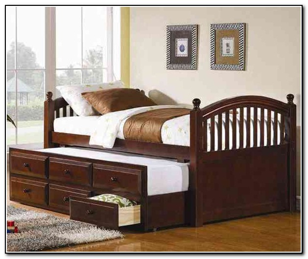 Captains Bed Twin Big Lots