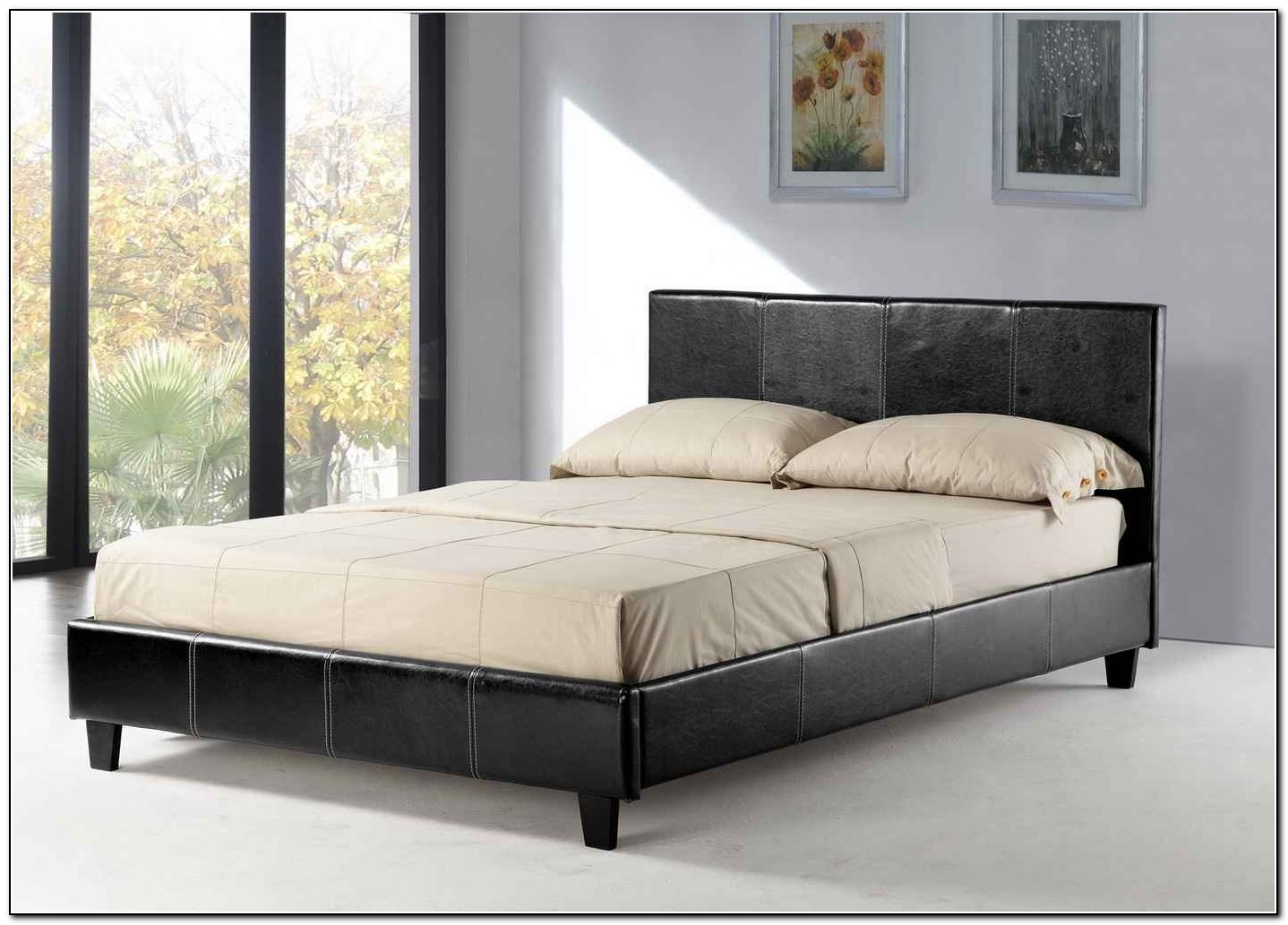 Cheap Platform Beds Queen Size