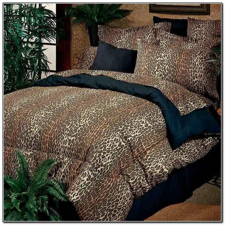 Cheetah Print Bedding Queen