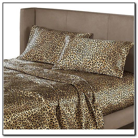 Cheetah Print Bedding Twin