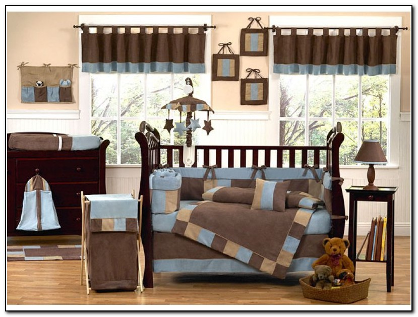 Cool Baby Bedding For Boys